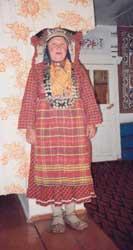 Одежда татар-кряшен